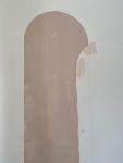 DIY boogjes op de muur schilderen