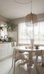 Kleine keuken ronde tafel